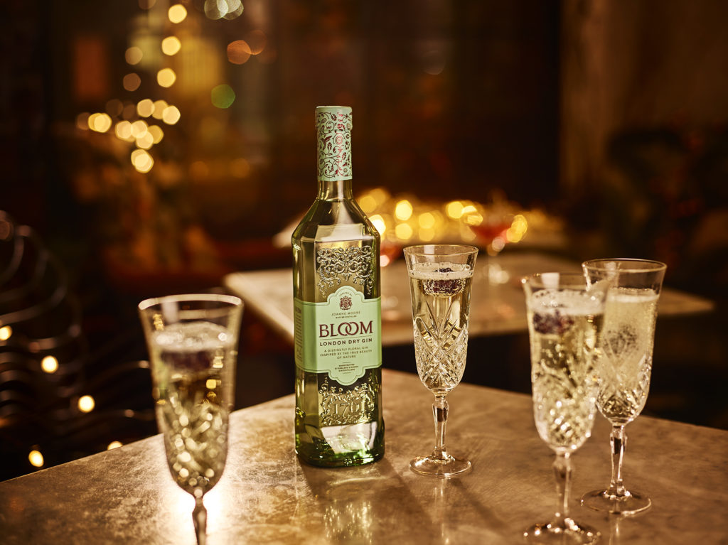 Bloom Festive Fizz Cocktail