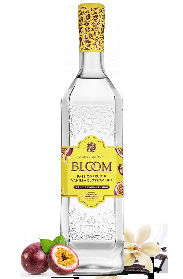 Passionfruit & Vanilla Blossom Gin