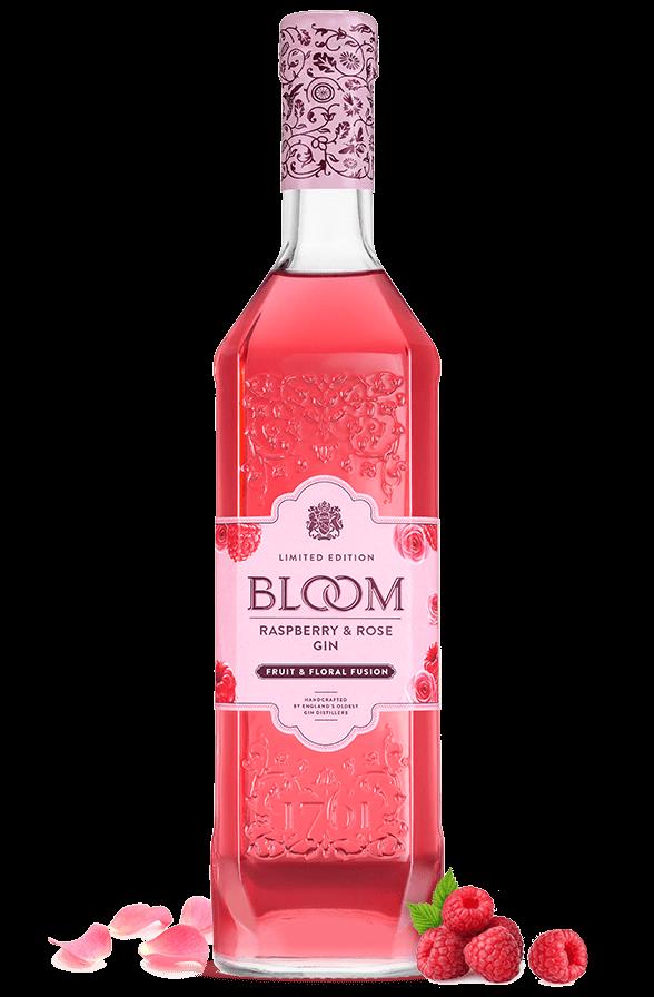 Raspberry & Rose Gin